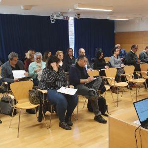 Catà Germans SL   participa en la Taula per la Formació del Baix Penedès