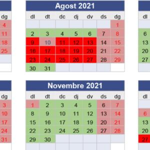 Calendari 2021 Catà Germans SL